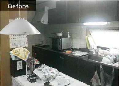 キッチン画像1