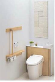 エコカラット完成トイレ
