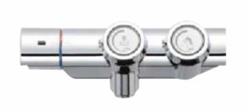 コンパクトプッシュ水栓