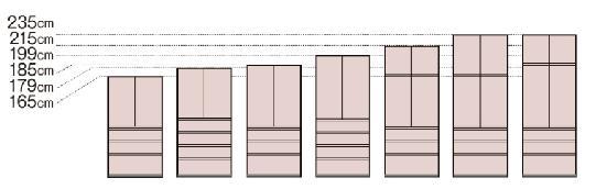収納ユニット図