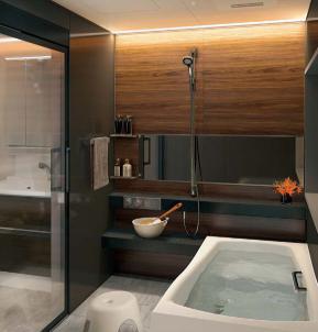 鋳物ホーロー浴槽1