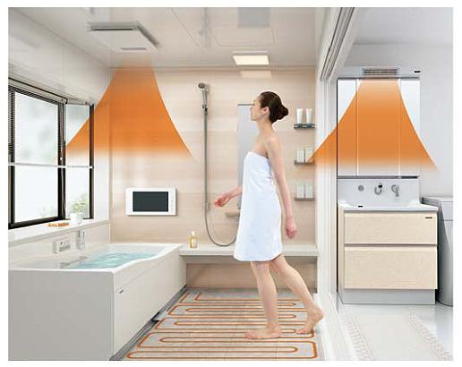浴室暖房乾燥機1