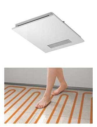 床暖房イメージ