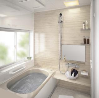 鋳物ホーロー浴槽5