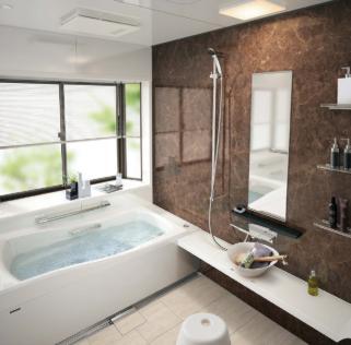 鋳物ホーロー浴槽6