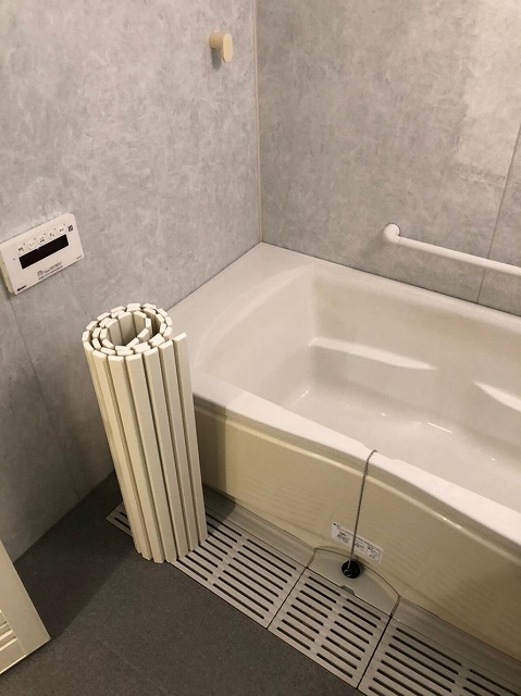 K様お風呂施工前