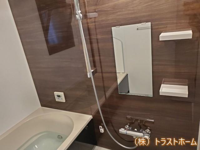 浴室丸ごとリフォーム N様邸