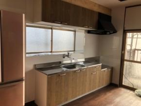 長年住まわれた住宅のお風呂とキッチンをリフォームその②│宮崎県宮崎市青島在住のお客様のアフター画像