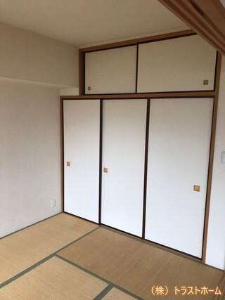 和室をこだわりの畳・襖でオシャレ空間へリフォーム♪のビフォー画像