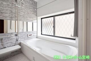浴室をシステムバスサザナにリフォームしました♪のアフター画像